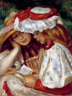 2901N26205 - Renoir, Pierre-Auguste-Two