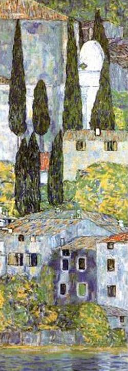 3002N00018 - Klimt, Gustav- Church at Ca