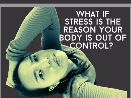 Stress Control For Weight Control