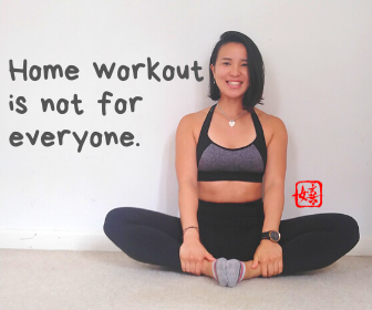 No need of home workout