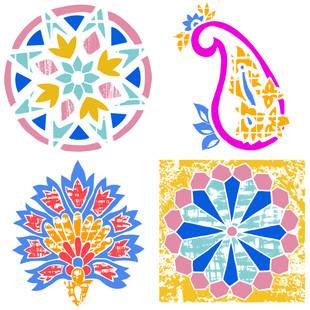 Digital motifs