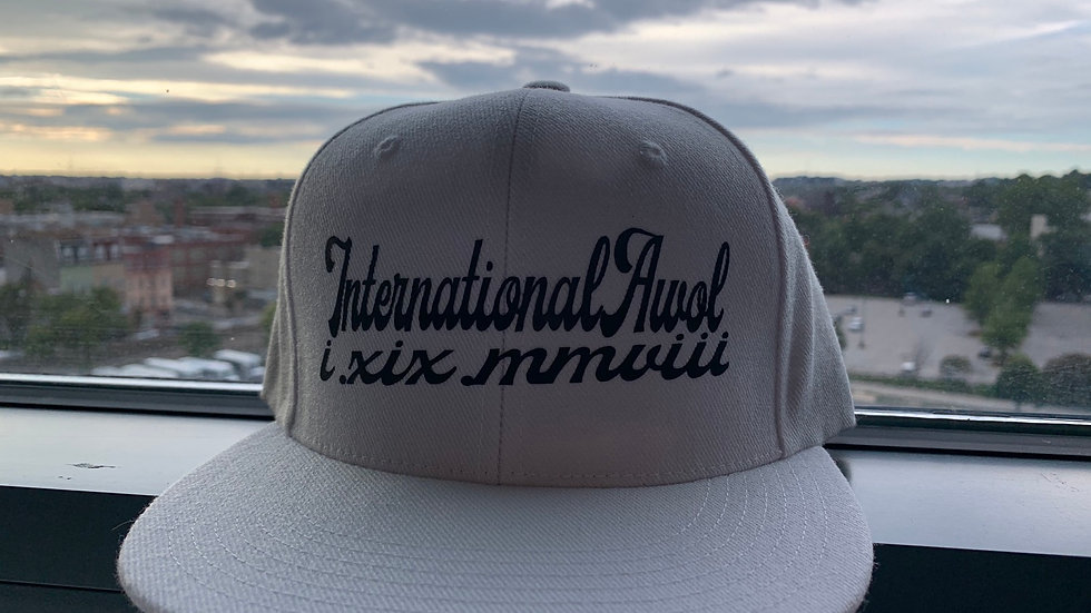 White International AWoL snapback