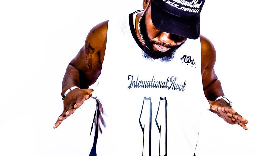 BW Reversable international AWoL basketball Jersey