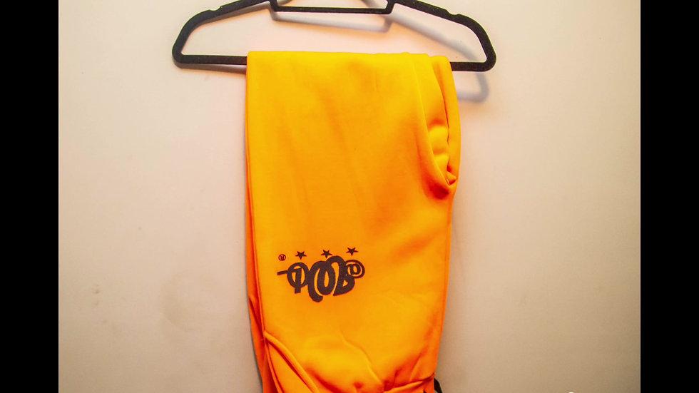 the Neon Orange AWoL Sweatsuit