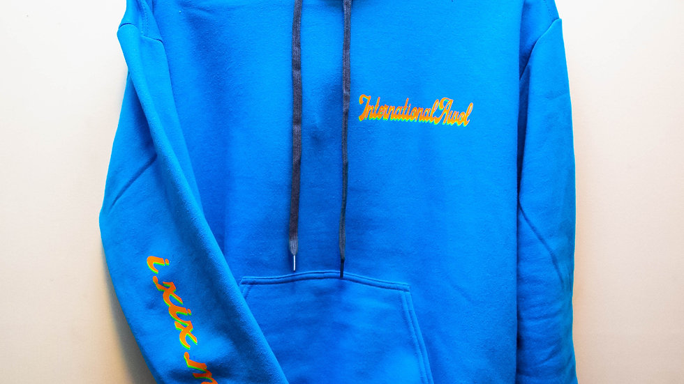 THe Blue International AWol Hoodie