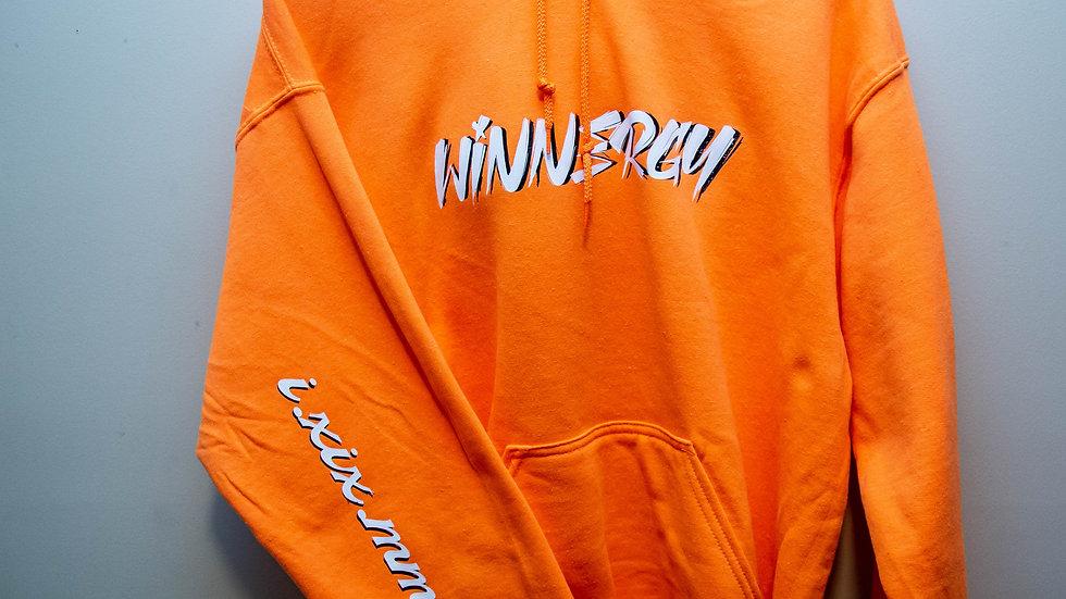 The Orange Winnergy Hoodie