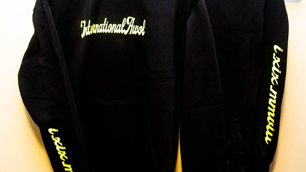 The Black Neon AWoL Sweatsuit