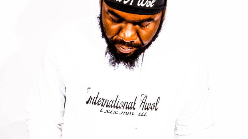 White International AWoL hoodie