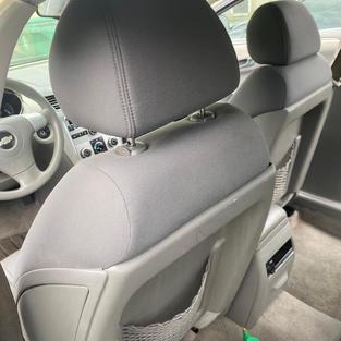 Front Headrest After