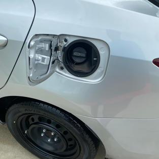Fuel Door After