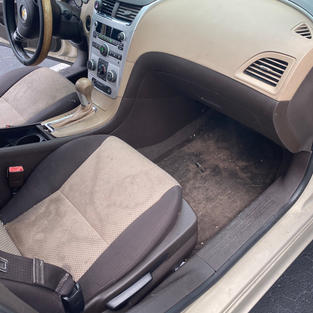 Impala Seat Before