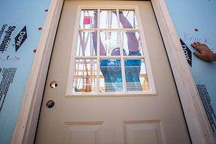 Volunteer Door Installation.JPG