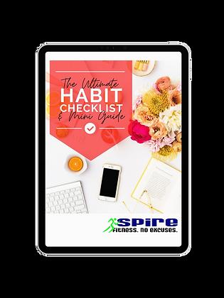 Ultimate Habits Checklist & Mini Guide