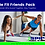 Thumbnail: Be Fit Friends Pack