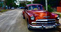 52' Chevy Cuba