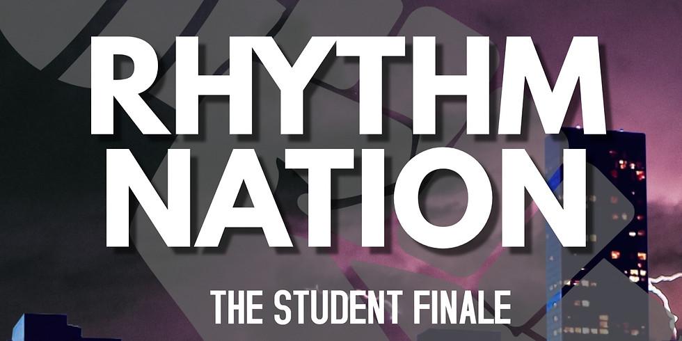 Rhythm Nation 1pm Show