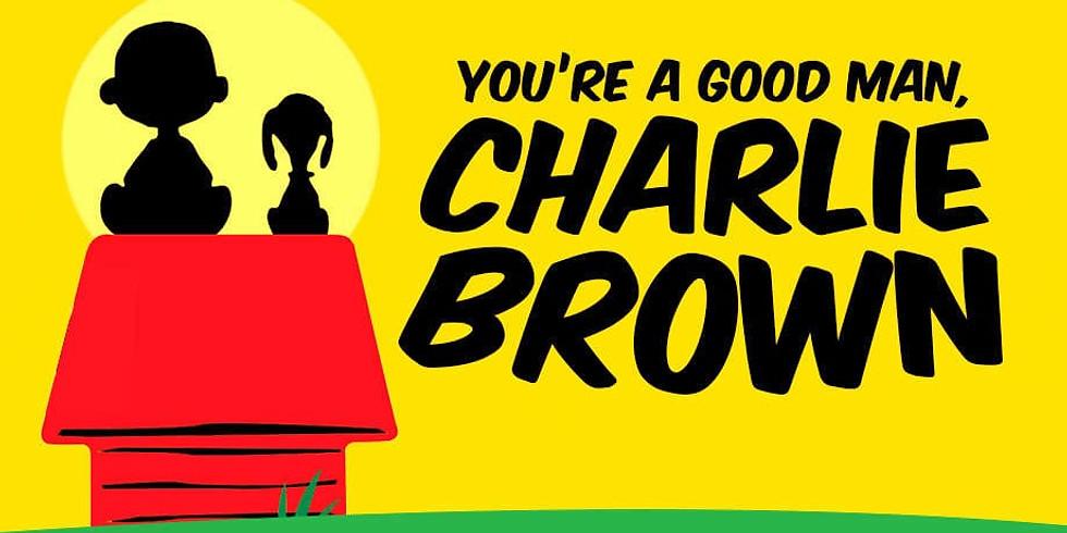 YOU'RE A GOOD MAN, CHARLIE BROWN (Saturday, June 20 at 2pm)
