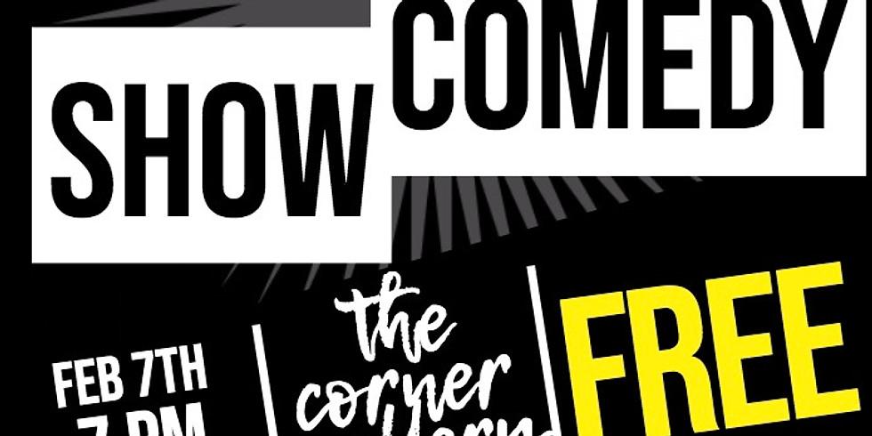 FREE IMPROV SHOW by CORNER GALLERY IMPROV