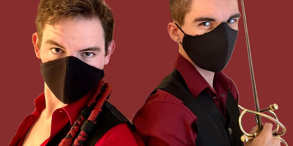 BULLSEYE BROTHERS: DANGEROUS CIRCUS DUO