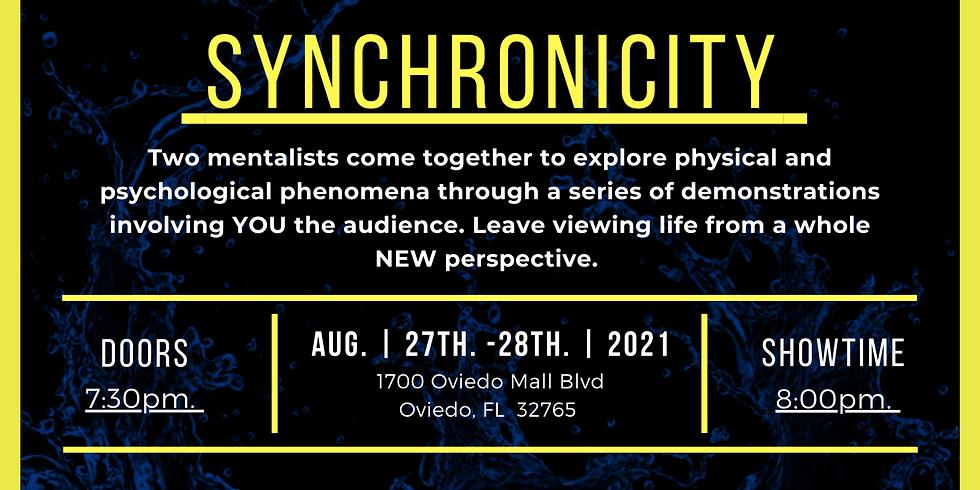 SYNCHRONICITY (Magic Show)