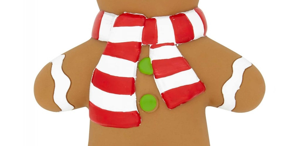 STORYBOOK THEATER: The Gingerbread Man!