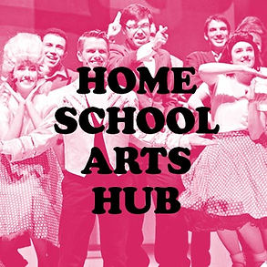 home school arts hub front page square F