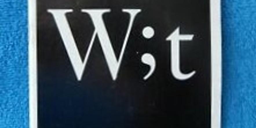 WIT (SAT 9/18)