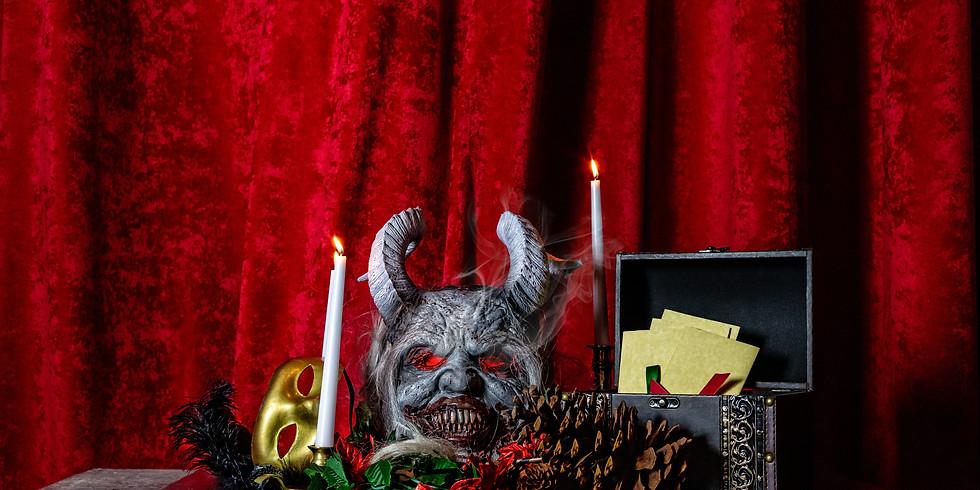 """PHANTASMAGORIA'S """"Through a Christmas Darkly"""" SOLD OUT!!"""