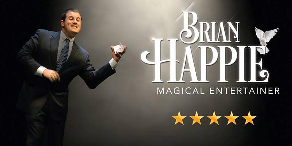 B. HAPPIE MAGIC SHOW!
