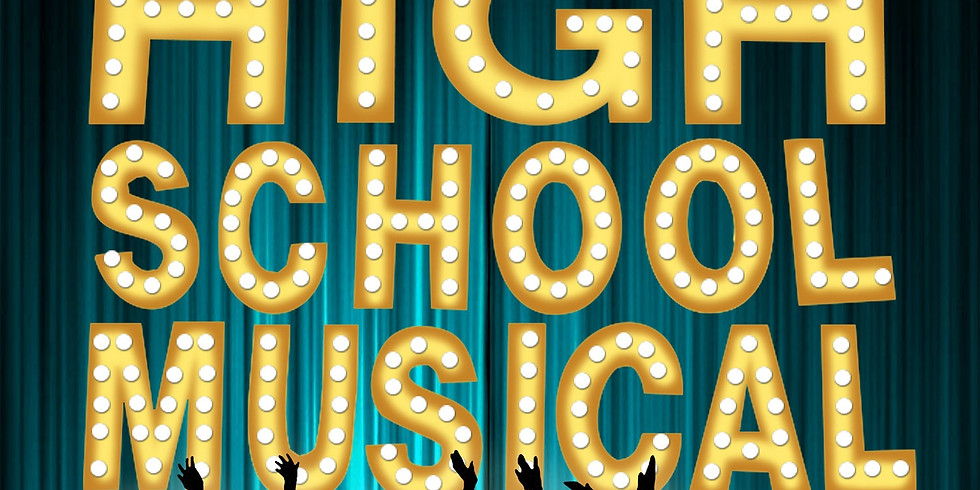 Disney's High School Musical- Sat July 27th at 7 PM (at Lake Howell High School)