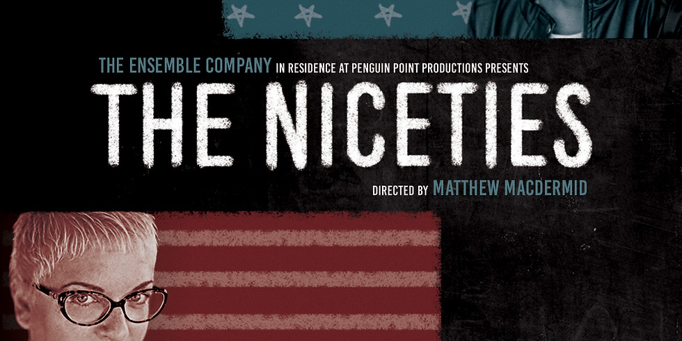 The Niceties, September 15th 2PM