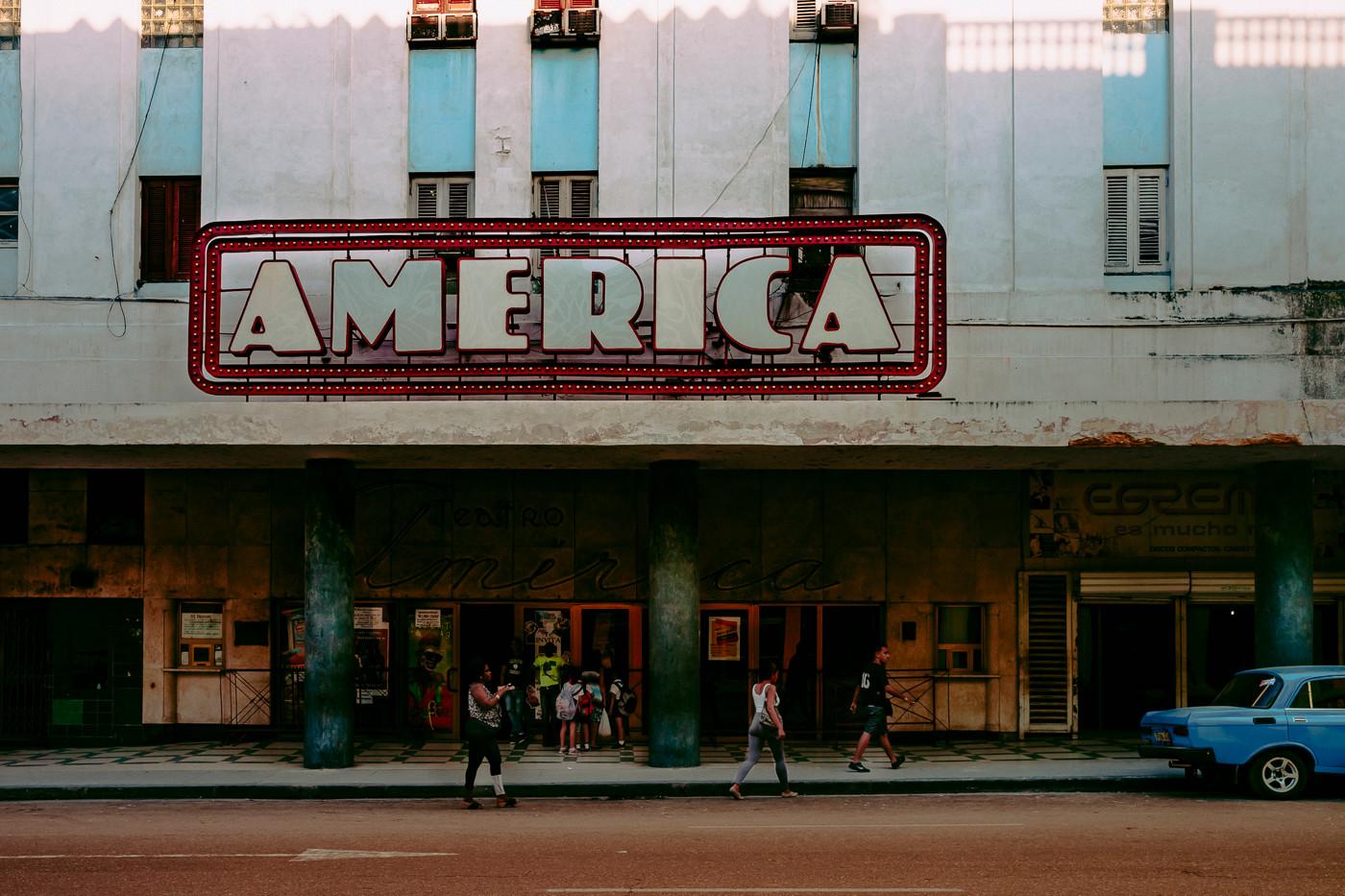 Cine América (2018)