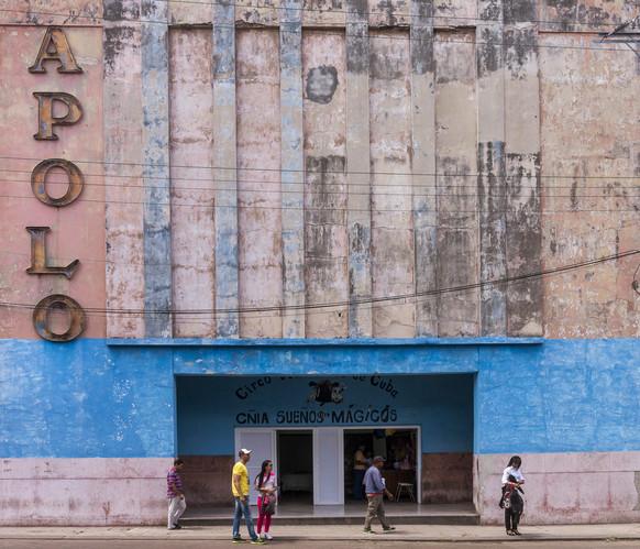 Cine Apolo (2017)