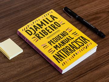 O desconforto da leitura: O que aprendi com Djamila Ribeiro e Silvio Almeida