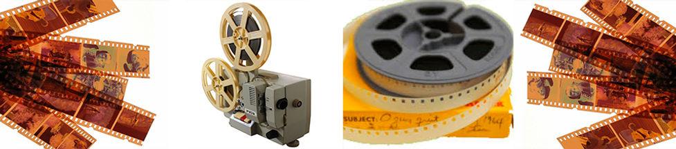 Negativos a fots digitales, Películas 8 mm a digital