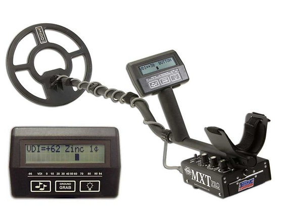 """White's GMT Pro Metal Detector 10"""" Coil"""