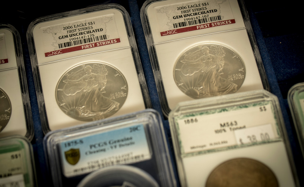 Havasu Coin Graded Coins