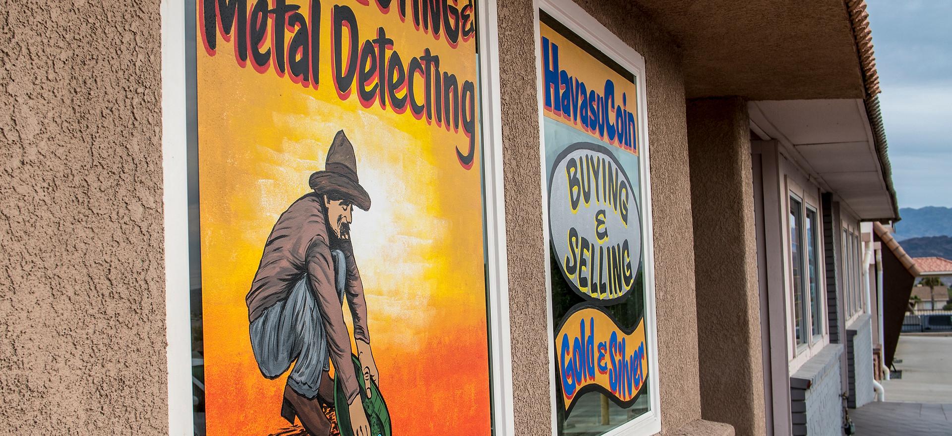 Havasu Coin Store Front 1