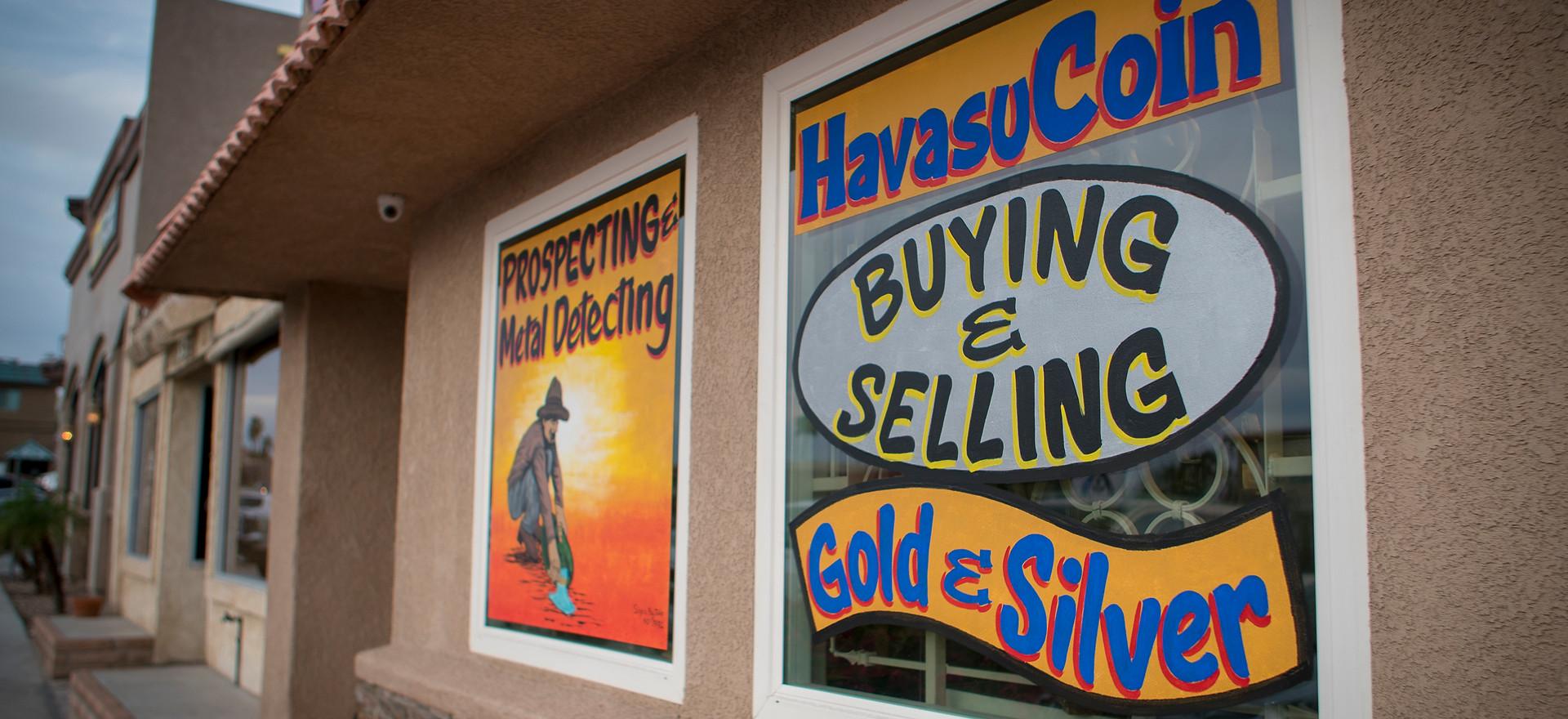 Havasu Coin Store Front 2
