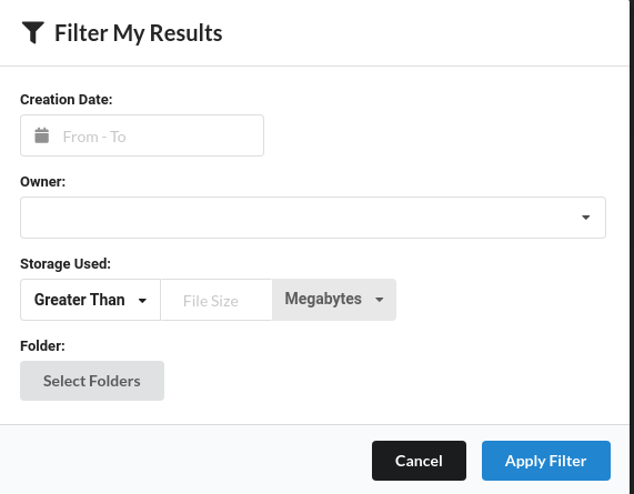 Filter by Duplicate Files in Google Drive