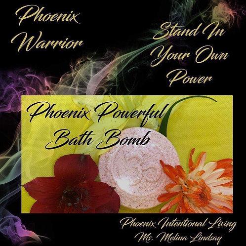 Phoenix Warrior Bath Bomb