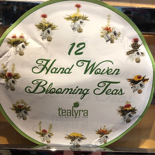 5 Blooming Tea Bundle
