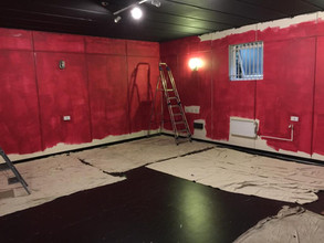Studio 2 refurbishments