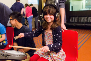 Music making for groups with additional needs
