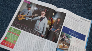 AAH's 'Beat of the Community' Article