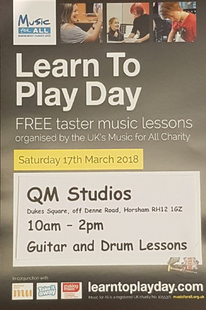 Learn To Play Day