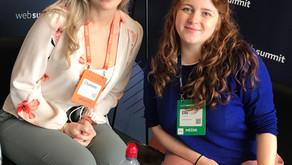 #InterviewSeries @ Web Summit   Charlotte Summers