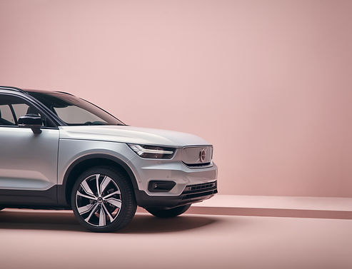 Volvo XC40 Recharge Front End