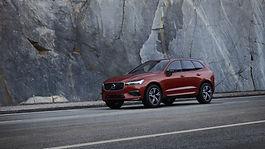 XC60 T5 R-Design - Fusion Red