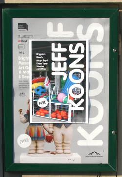 The Alternative Jeff Koons Experience